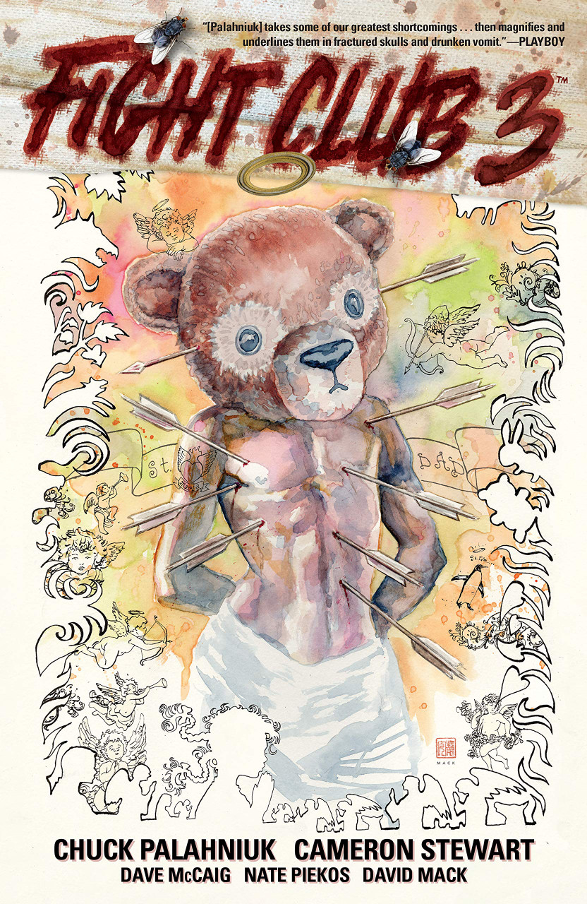 Fight Club 3 (Graphic Novel) by Chuck Palahniuk