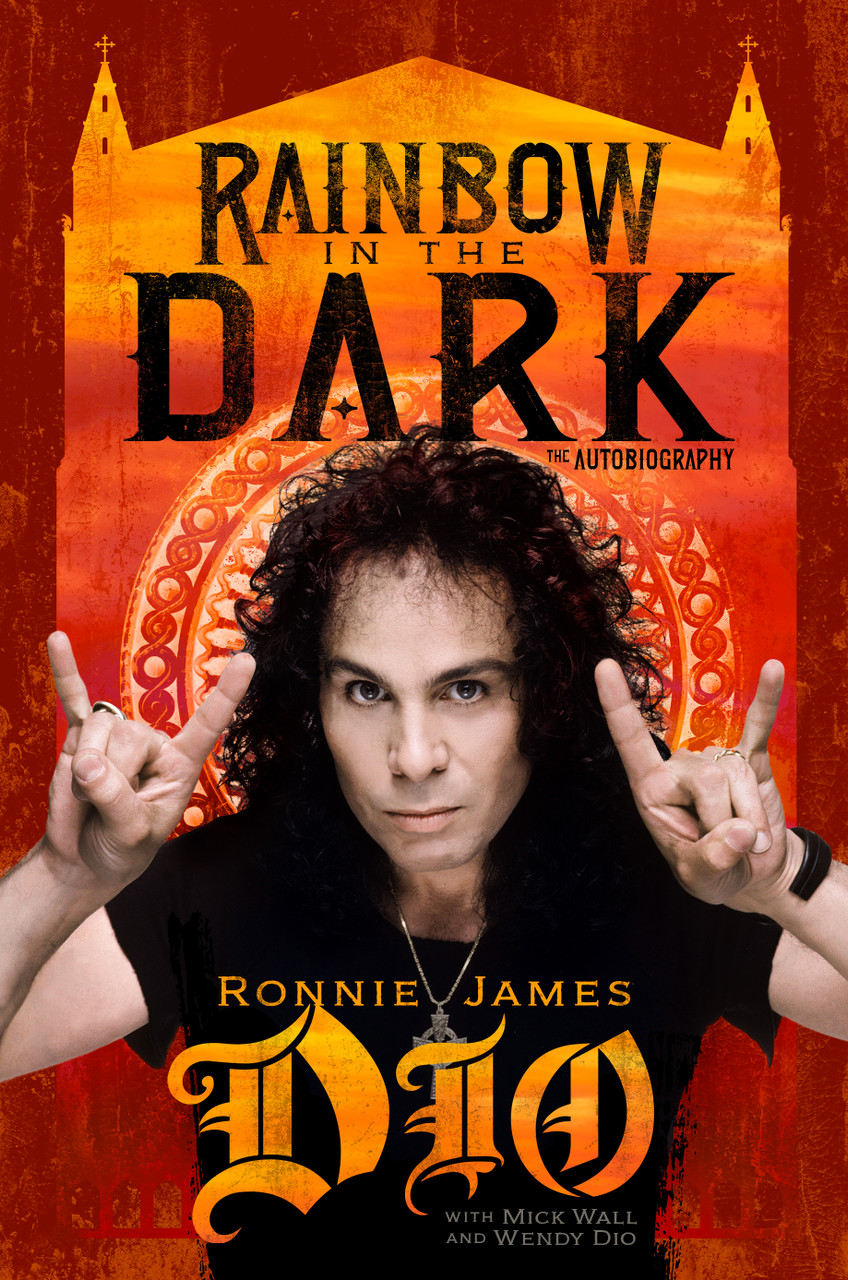 Rainbow in the Dark: The Autobiography by Wendy Dio