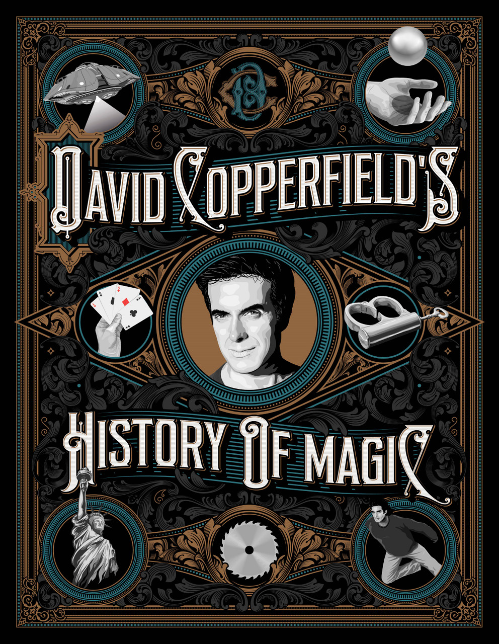 David Copperfield's History of Magic by David Copperfield
