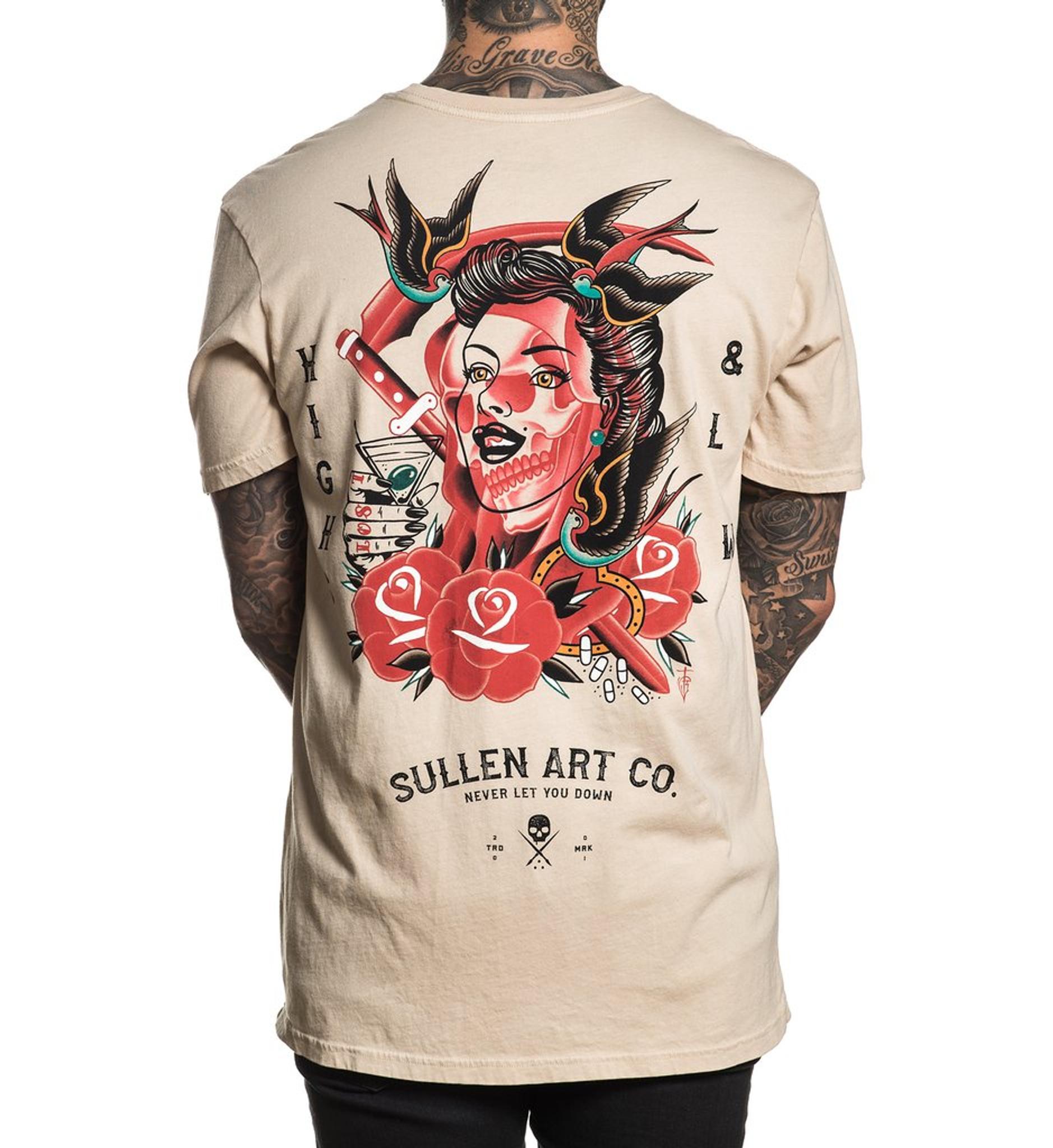 c42cf6aa Sullen - Hopeless T-Shirt