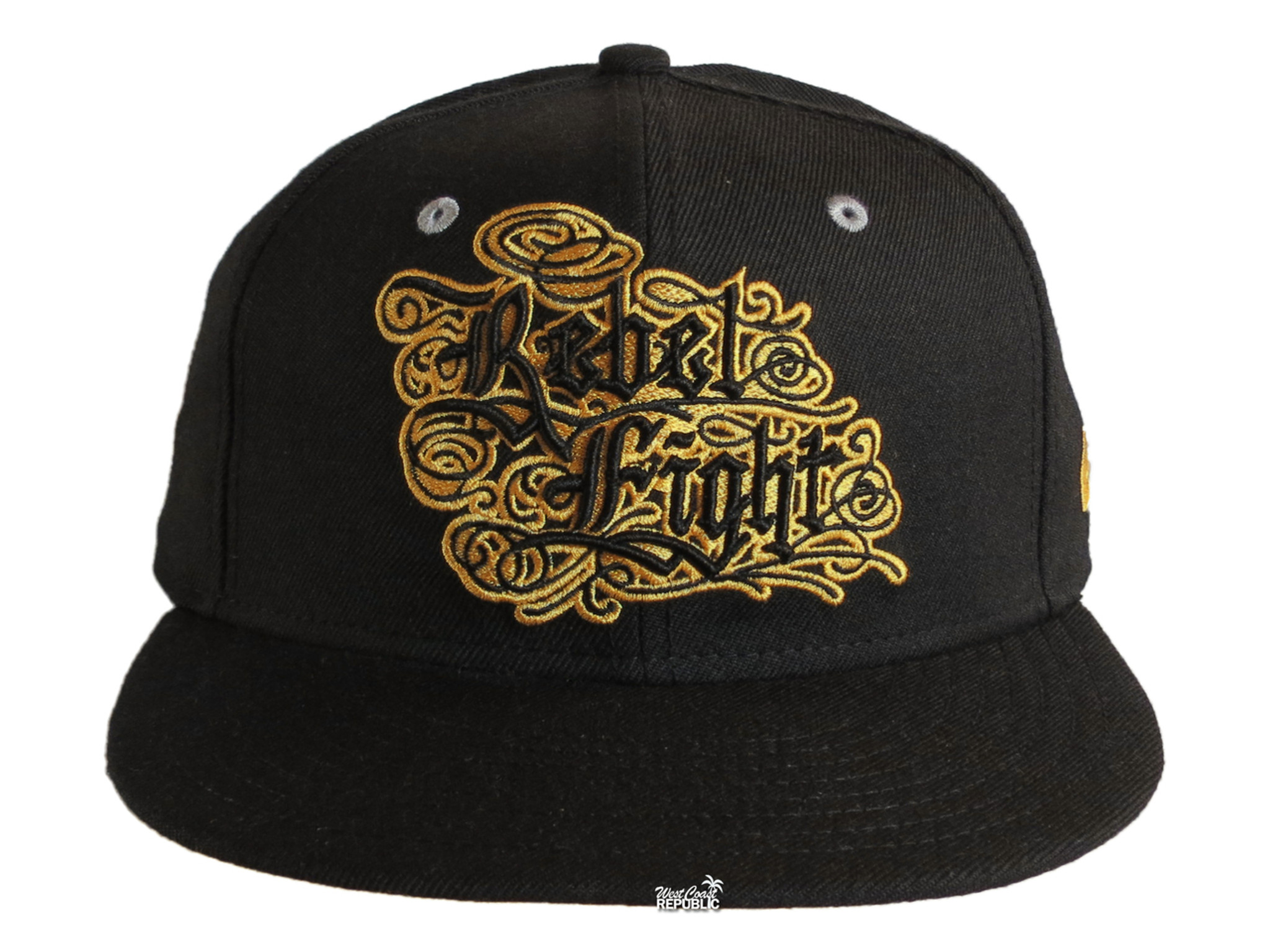 f32e37d0972 Rebel8 Fitted Hats