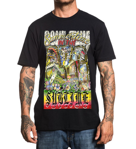 Sullen Doin Time T-Shirt