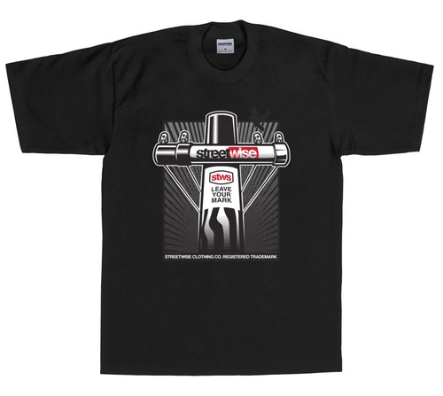 Streetwise Markers 2.0 T-Shirt