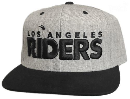 Riders Snapback GRY2