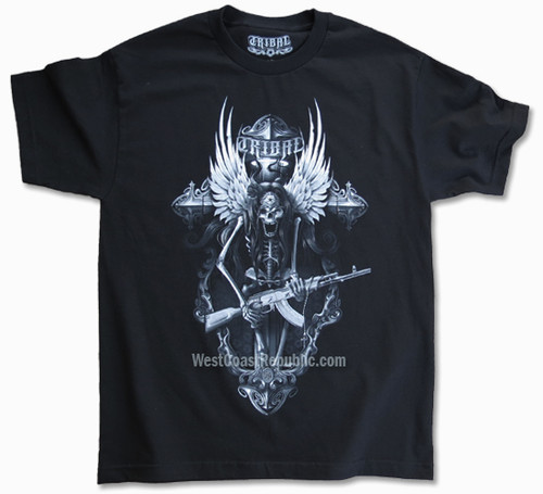Tribal Gear Huit Angel T-Shirt