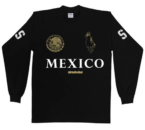 Narco Polo Long Sleeve Tee