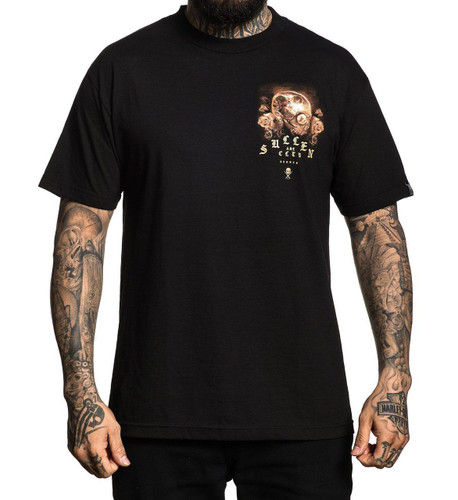 Sullen Life and Death T-Shirt (front)