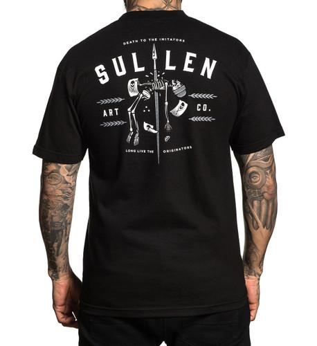 Sullen Imitators T-Shirt (back)