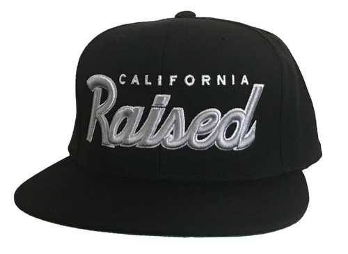 Streetwise Raised Snapback