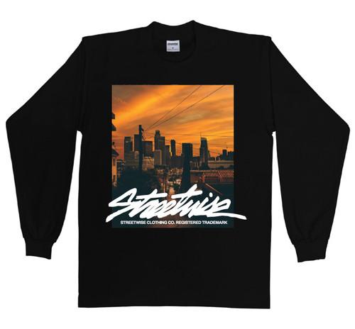 City Vibe Long Sleeve T-Shirt