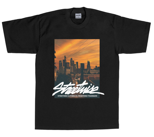 Streetwise City Vibe T-Shirt