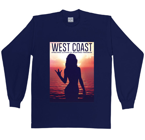 W's Up Long Sleeve T-Shirt