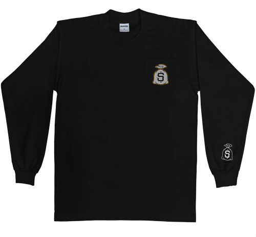 Any Means Long Sleeve T-Shirt