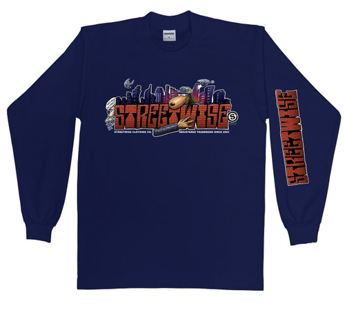 Streetwise Shiznit Long Sleeve