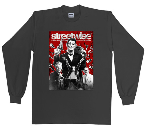 Streetwise The American Way Long Sleeve T-Shirt