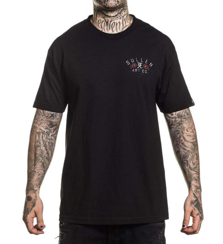 Sullen Black Eyes T-Shirt