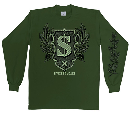 Streetwise Cash Crop Long Sleeve T-Shirt