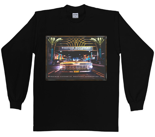 Streetwise Whittier Blvd Long Sleeve T-Shirt