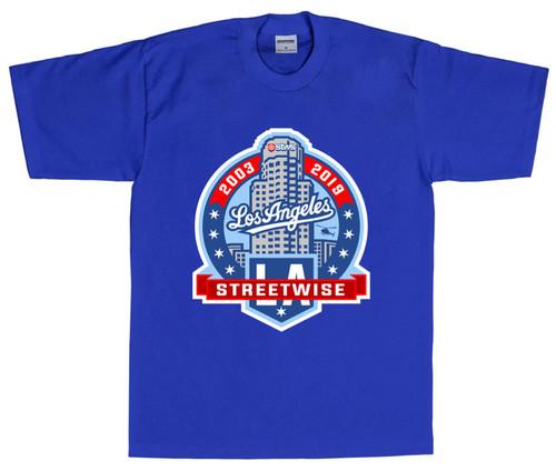 Streetwise LA Crest T-Shirt (RYL)