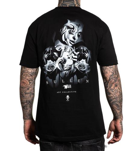 Sullen Cool Gray T-Shirt (back)