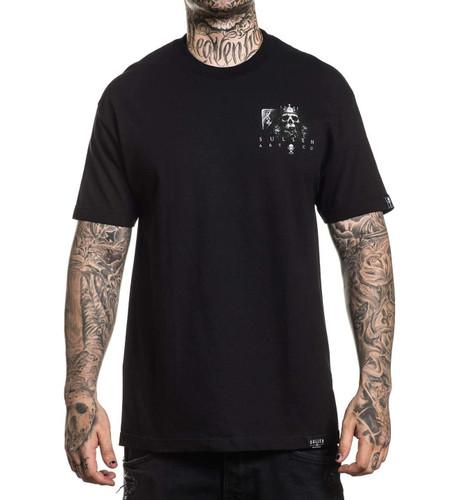 Sullen Kings Fall T-Shirt (front)