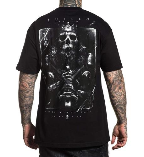Sullen Kings Fall T-Shirt (back)