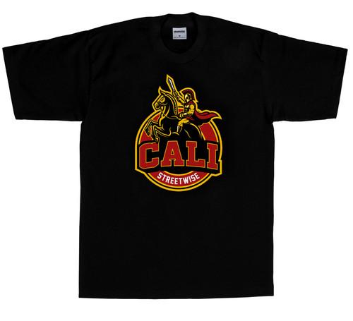 Streetwise Trojan Horse T-Shirt in black