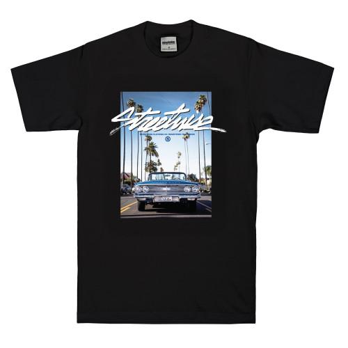 Streetwise Droptop T-Shirt BLK