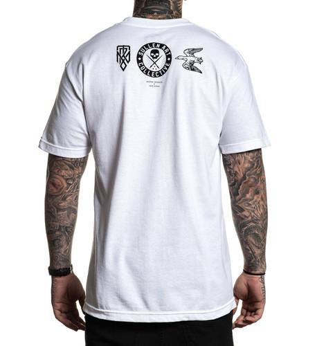Sullen Mister Troshin T-Shirt back