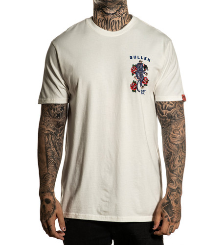 Sullen Poly Panther T-Shirt back
