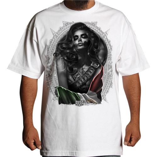 Dyse One La Charra T-Shirt in white