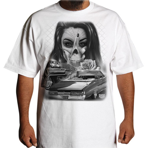 Dyse One Sinister T-Shirt (White)