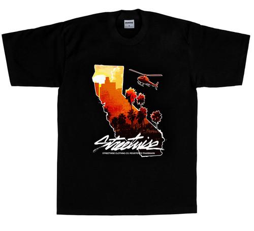 Streetwise Cali Summer T-Shirt