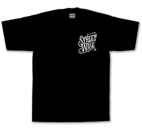 Streetwise Infamous T-Shirt front