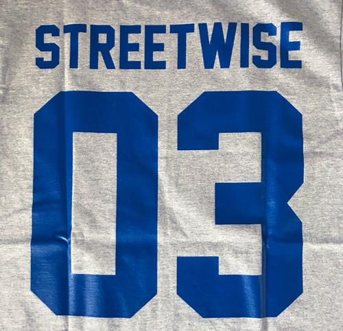 Streetwise Dopest Tank Top back print