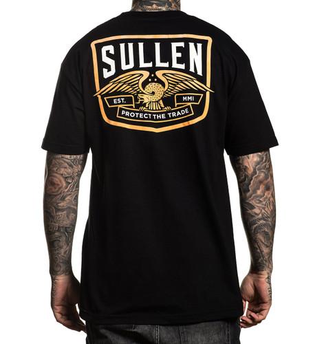 Sullen Snake Crest T-Shirt