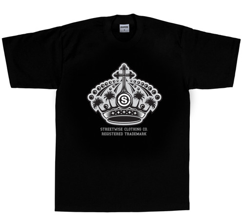 Streetwise The Crown T-Shirt