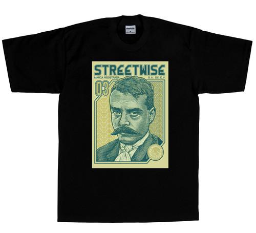 Streetwise Feria Y Libertad T-Shirt in black