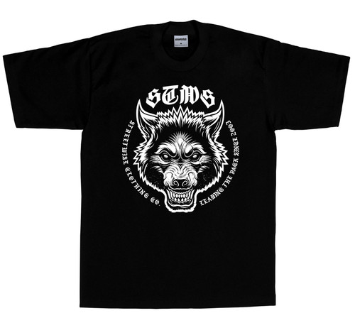 Streetwise Wolves T-Shirt