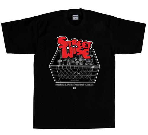 Streetwise DITC T-Shirt aka Diggin' in the Crates