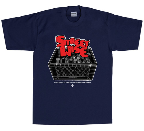 Streetwise DITC T-Shirt NVY
