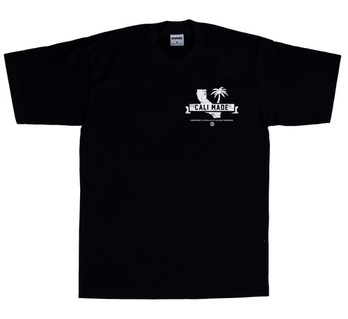 Streetwise Cali Made T-Shirt (Front)