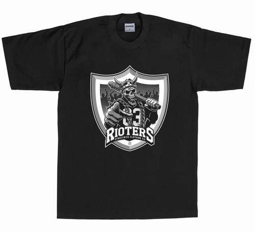 Streetwise Black Hole T-Shirt (BLK)