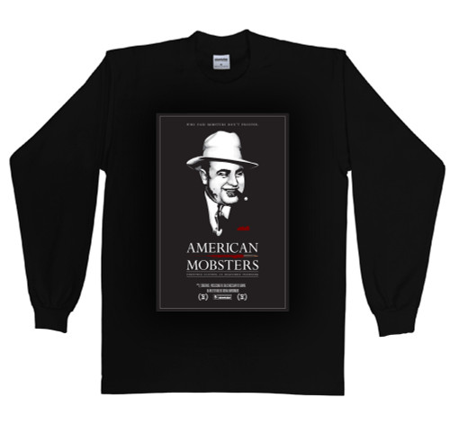 Streetwise American Mobster Long Sleeve T-Shirt