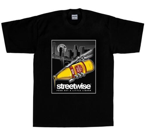 Streetwise Lil Liquor T-Shirt