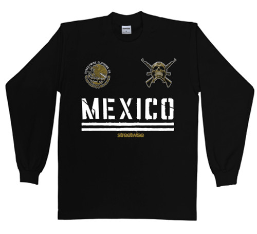 Streetwise Narco State Long Sleeve