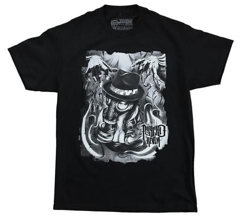 Psycho Realm Marko T-Shirt front