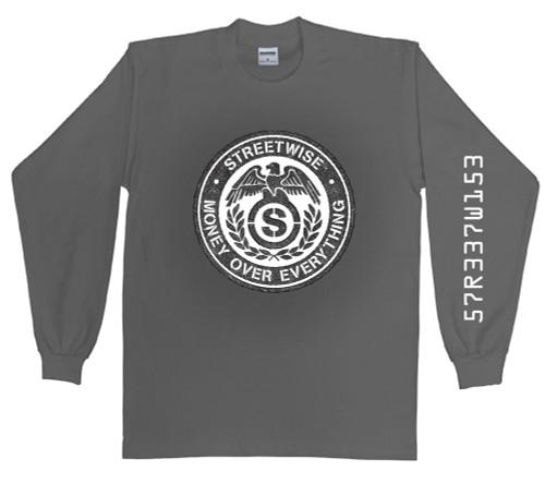 Streetwise Hood Fellas T-Shirt Black $25