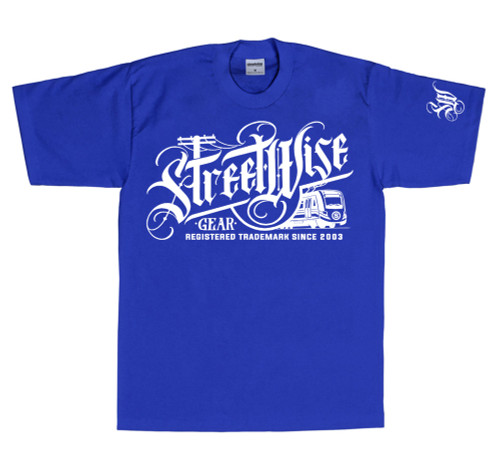 Streetwise Metro T-Shirt Royal