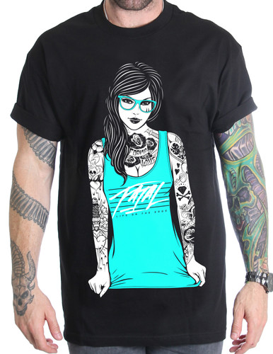 Fatal Hipster 20 T-Shirt
